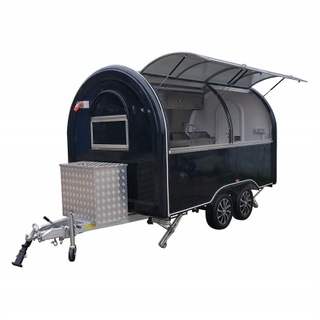 YG-LSS-02 Churros Fast China Food Trailer, mobiles Restaurant Food Van zu verkaufen