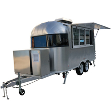 YG-TZ-66 Professioneller Street Food Cart Mobiler Küchen-Food-Truck mit mobilem Food-Trailer Hot Dog Cart