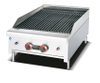 Volcanic Rock Grill , Gas Lava Stone Barbecue Herd , Gas Lava Rock Grill